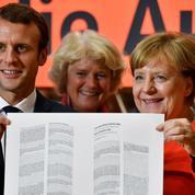 Emmanuel Macron, défenseur du français à la Foire du livre de Francfort