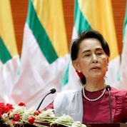 Aung San Suu Kyi tente de reprendre la main dans la crise des Rohingyas