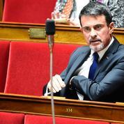 Valls accuse Mélenchon de «complaisance» avec l'antisémitisme