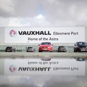 PSA supprime des emplois chez Opel en Grande-Bretagne