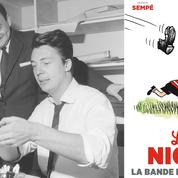 «CePetit Nicolas en bande dessinée est un album fondateur de la BD»