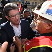 Loi Travail : Mélenchon déçu par la bataille syndicale «si mal conduite»