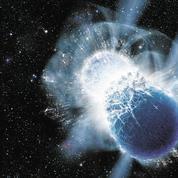 Ondes gravitationnelles: le choc de deux étoiles à l'origine d'une découverte majeure