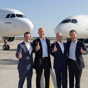 Airbus au secours du canadien Bombardier