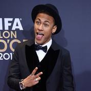 Trois millions d'euros pour Neymar s'il obtient le Ballon d'Or