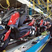 Yamaha investit dans son usine de Saint-Quentin