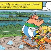 Astérix et la Transitalique :un Fast and Furious à la mode antique !