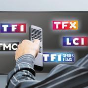 Les chaînes NT1 et HD1 rebaptisées TFX et TF1 Séries Films
