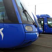 Les transports paralysés par une grève en province