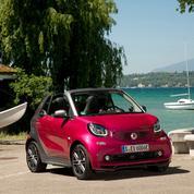 Voitures électriques : nous avons testé la Smart Fortwo Cabrio et la Renault Zoé