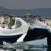 SeaBubbles: la Seine n'aura pas ses bateaux volants