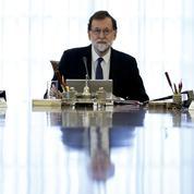 Le gouvernement espagnol lance le processus de suspension de l'autonomie de la Catalogne
