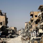 Syrie : les images de Raqqa montrent une ville «pulvérisée»
