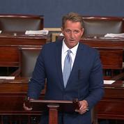 Un deuxième sénateur républicain dénonce le «danger» Trump