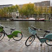 Un nouveau Vélib' «plus léger et plus solide»