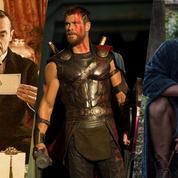 Au revoir là-haut, Thor: Ragnarok, Logan Lucky ... Les films à voir ou à éviter cette semaine