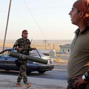 Les Kurdes ont fui ou vivent dans la crainte à Kirkouk, redevenue irakienne