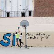 La crise entre Madrid et Barcelone résumée en dix graffitis catalans