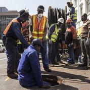 Les vols de câbles de cuivre paralysent et ruinent Johannesburg