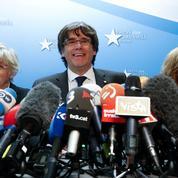 En Belgique, le drôle de jeu de l'indépendantiste catalan Puigdemont