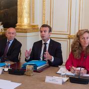 Signature de la loi antiterroriste : l'absence de Belloubet fait polémique