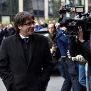 Cinq questions autour de la présence de Puigdemont en Belgique