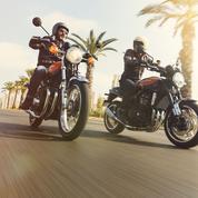 Kawasaki Z900RS : faire du vieux avec du neuf