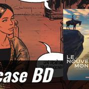 La case BD: Le Nouveau Monde ou le choc des civilisations au temps des conquistadors