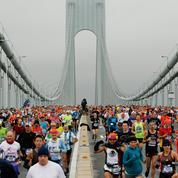 Cinq jours après l'attentat, le marathon de New York s'est élancé