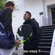 «Qui êtes-vous ?» : un vigile du Paris Masters ne reconnait pas Nadal