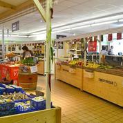 Le supermarché tenu par des agriculteurs en Alsace fait le plein