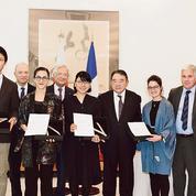 La Fondation d'entreprise J.M. Weston décerne ses premiers Awards