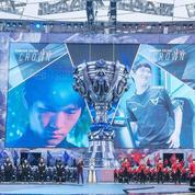 En Chine, une finale d'eSport attire…40000 spectateurs