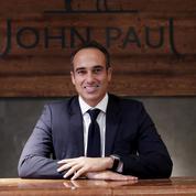 John Paul, un financement pour chaque étape