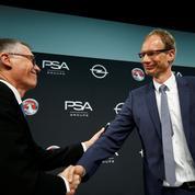 PSA fait manger du lion à Opel