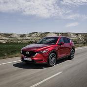 Mazda CX-5 : une discrète évolution