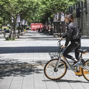 oBike ajoute 500 vélos en libre-service à Paris