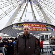 La mairie de Paris veut chasser définitivement la grande roue de la Concorde