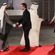 Abu Dhabi mise 500 millions d'euros sur les entreprises françaises