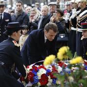 11 Novembre : Emmanuel Macron honore le «Tigre» Clemenceau