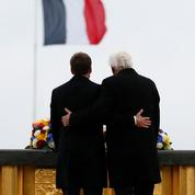Macron et Steinmeier inaugurent l'Historial franco-allemand