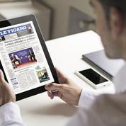 Les ventes numériques des quotidiens s'envolent