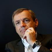 Alain Weill, l'homme pressé des médias à la tête de SFR