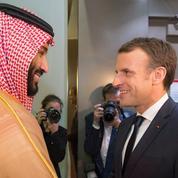 Macron jette les bases d'un dialogue franc avec l'Arabie saoudite
