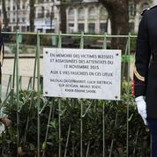 Attentats du 13 novembre : l'hommage silencieux d'Emmanuel Macron aux victimes