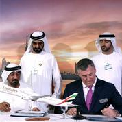 À Dubaï, Boeing vole la vedette à Airbus