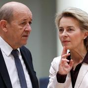 L'Allemagne mise au défi d'une défense européenne