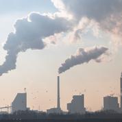 Les émissions mondiales de CO2 repartent à la hausse en 2017