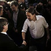 Catalogne: la gauche radicale prise en étau