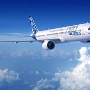 Journée historique pour Airbus à Dubaï